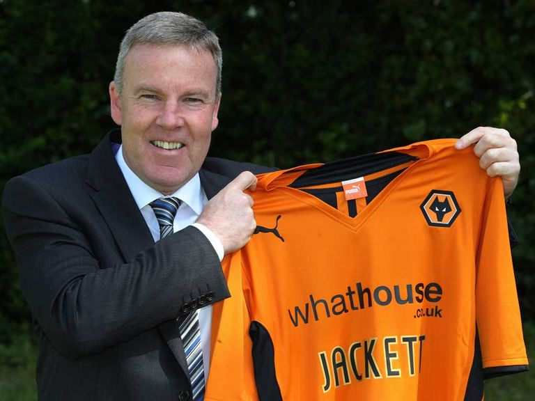 Kenny Jackett's Wolves are favourites for the League 1 title.