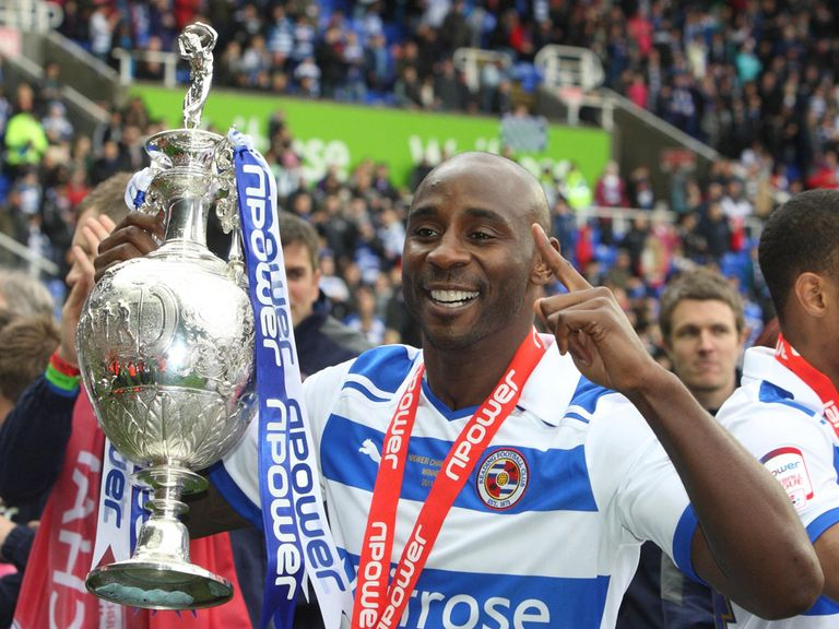 Jason Roberts and Reading will be looking to claim the Championship trophy again.