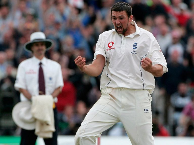 Steve Harmison: Announced his retirement