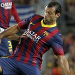 Champions League: Barcelona midfielder Javier Mascherano to miss Celtic game | Football News | Sky Sports