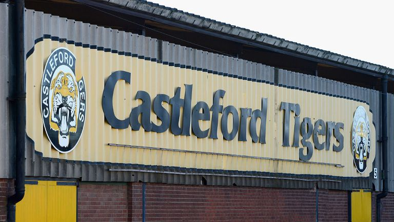 Castleford investing in the future with 10 young signings