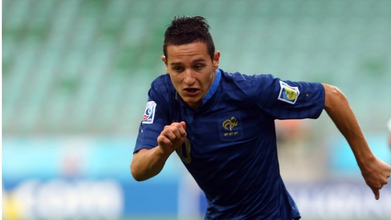 Florin Thauvin: Leaves Lille to join Marseille