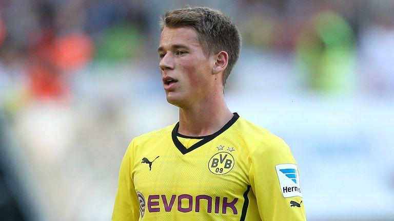 Erik Durm: Held in high regard by Borussia Dortmund
