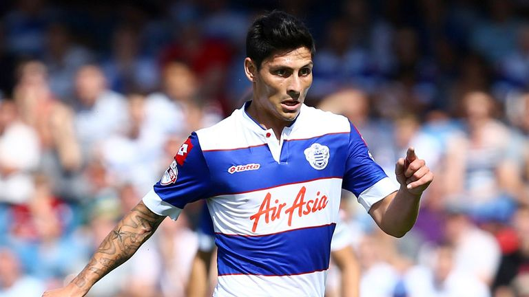 Alejandro Faurlin: QPR midfielder keeping his options open