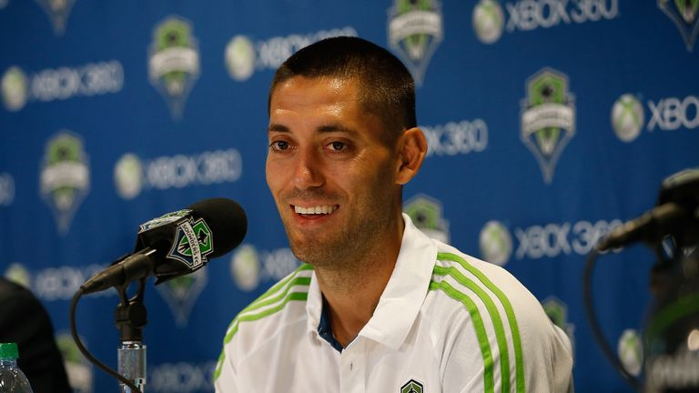 Clint Dempsey: American forward back at Fulham