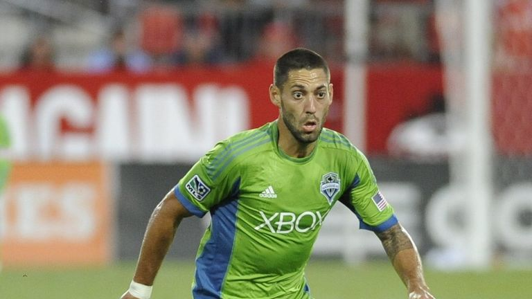 Clint Dempsey: Set to join Fulham on loan