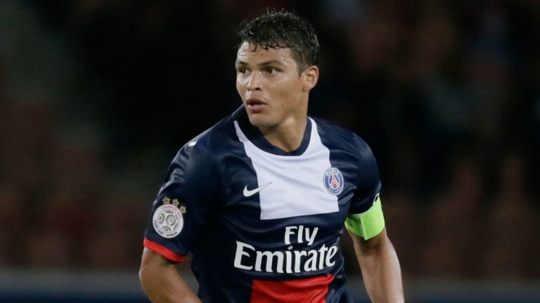Thiago Silva: Has no regrets at having chosen Paris over Barcelona