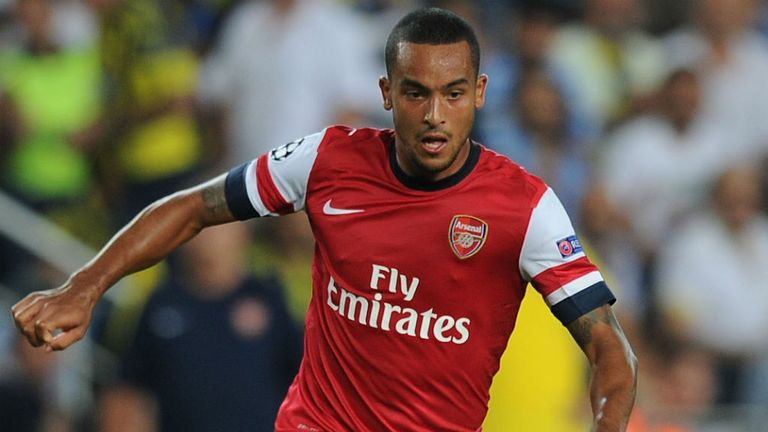 Theo Walcott: Feels Arsenal remain a force to be reckoned with