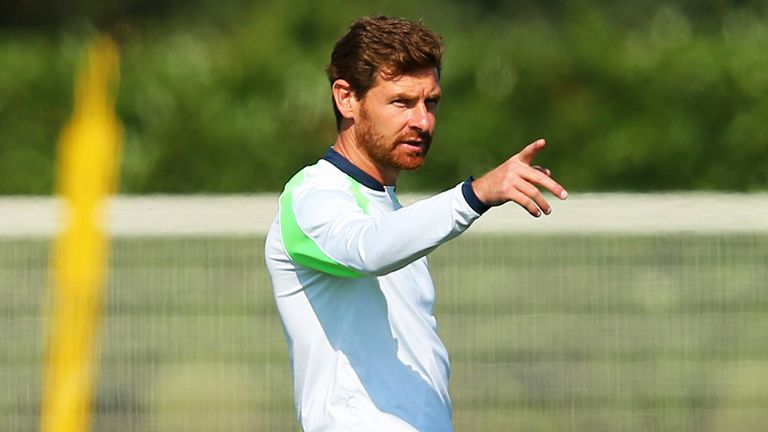 Andre Villas-Boas: Insists Tottenham will not need to rely on individual moments of brilliance