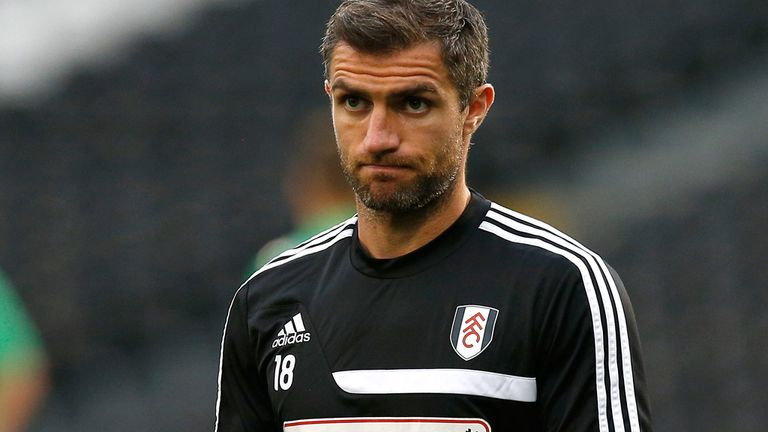 Aaron Hughes: Seeking a robust defensive display from Fulham