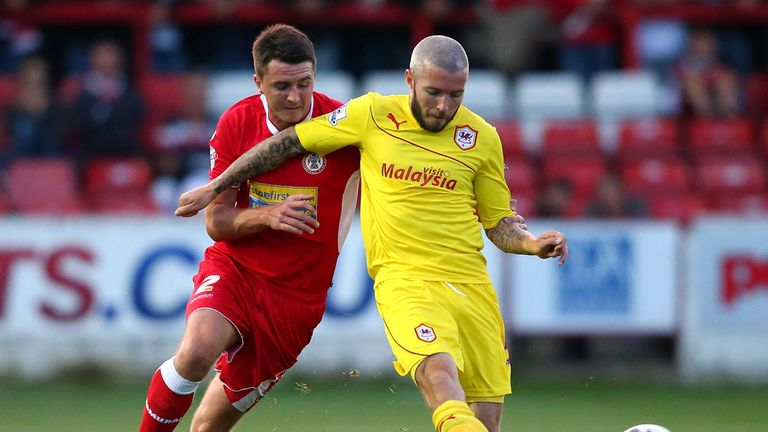 Kevin McNaughton: Cardiff defender has moved to Bolton on a month's loan