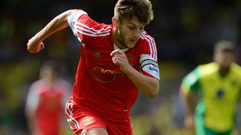 Adam Lallana: Happy with Southampton's start to the season so far.