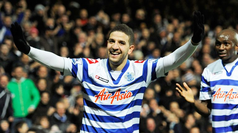 Adel Taarabt: Set to swap QPR for fellow London side Fulham