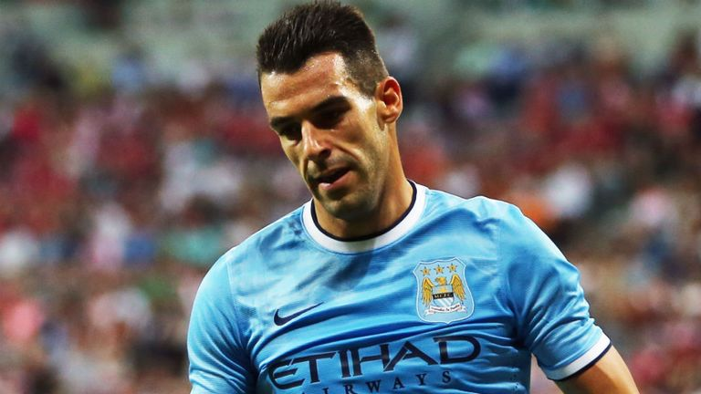 Alvaro Negredo: Looking forward to facing Premier League challenge