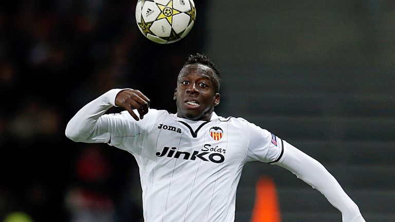 Aly Cissokho: Arrives on one-year loan deal from Valencia