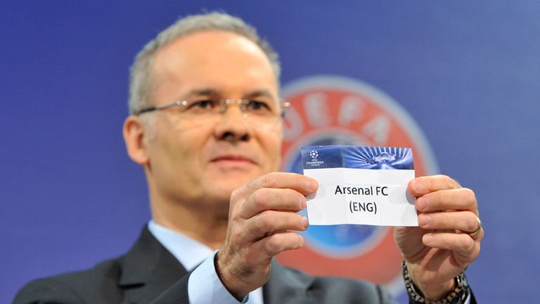 Arsenal: Drawn out to face Fenerbahce