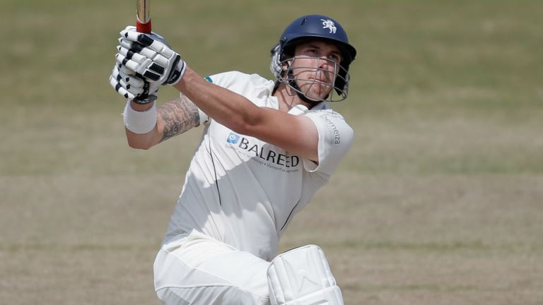 Ben Harmison: Fell just four runs short of a century on opening day
