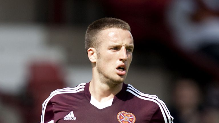 Jamie Hamill: Levelled for Hearts