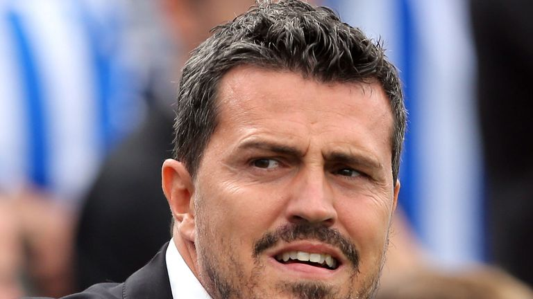 Oscar Garcia: Wants his side to start quickly on Tuesday