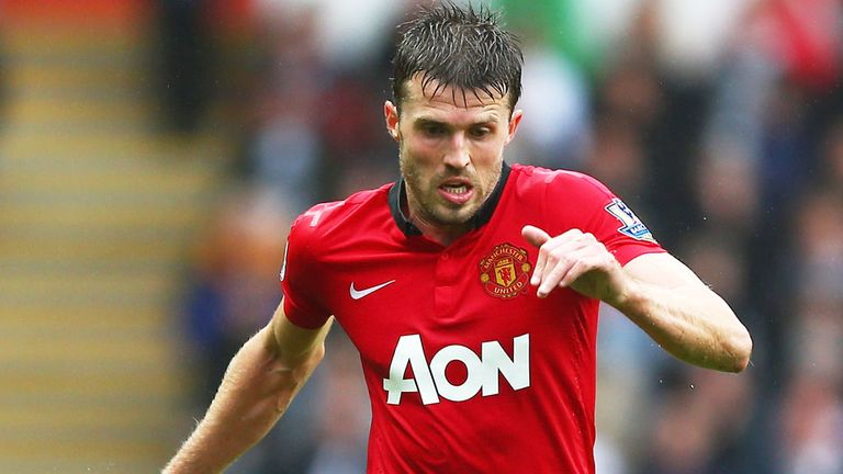 Michael Carrick: Keen on extending stay at Manchester United