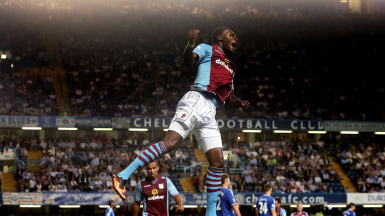 Christian Benteke: Worth recalling in Sky Sports Fantasy Football