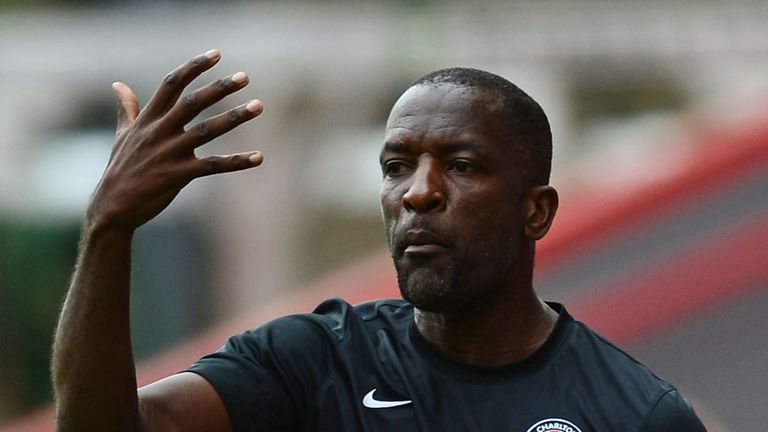 Chris Powell: Charlton boss was pleased with his side