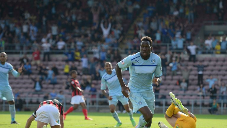 Mathieu Manset: Coventry forward set for loan move to gain game time