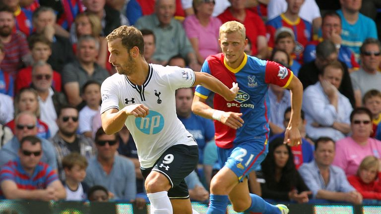 Roberto Soldado: Eyeing derby clash with Arsenal