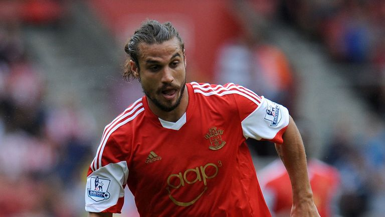 Daniel Osvaldo: Has impressed Jose Fonte with his quality since signing for Southampton