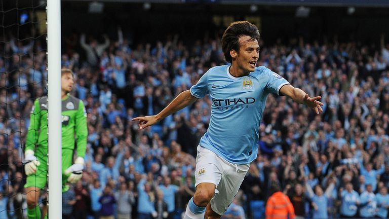 David Silva: The pick of Manchester City's big-money buys, according to Micah Richards