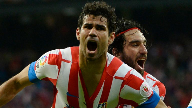 Diego Costa: Liverpool in big-money swoop for Atletico star