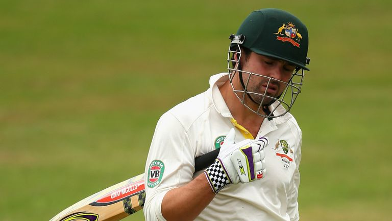 Ed Cowan: Set to open for Invitational XI against the tourists in their final warm-up match