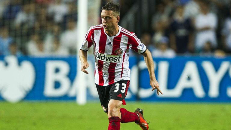 Emanuele Giaccherini: Happy with decision to join Sunderland
