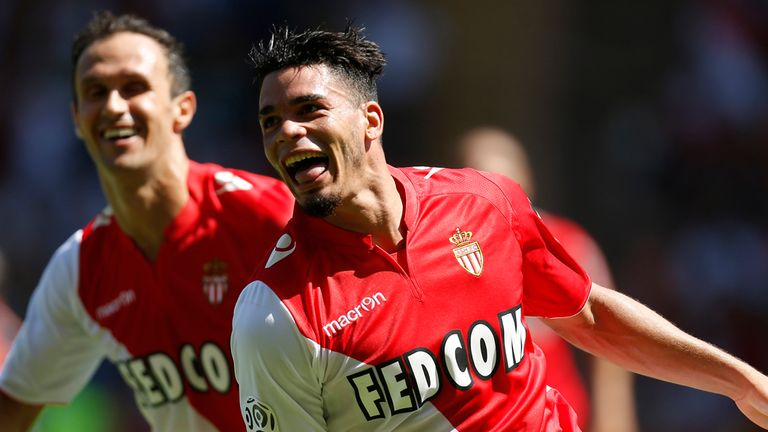 Emmanuel Riviere: On target for Monaco