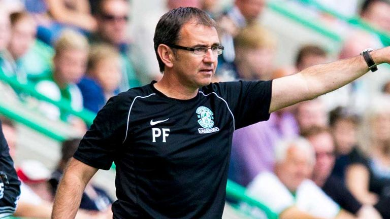 Pat Fenlon: Expects Hibs to bounce back from recent defeats