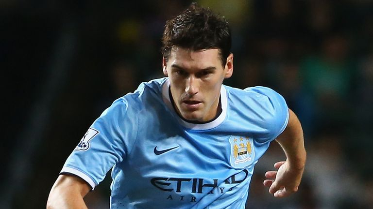 Gareth Barry: Has been linked with a switch to Everton