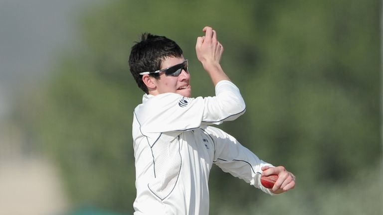 George Dockrell: Took six wickets as Somerset fought their way back into contention on day three