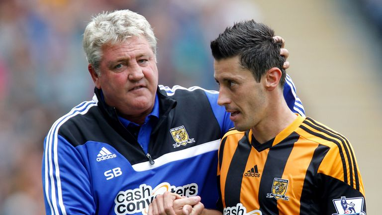 Steve Bruce wants his side to take their chances