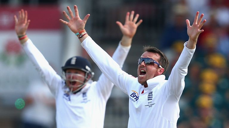 Graeme Swann: Still work to do for England
