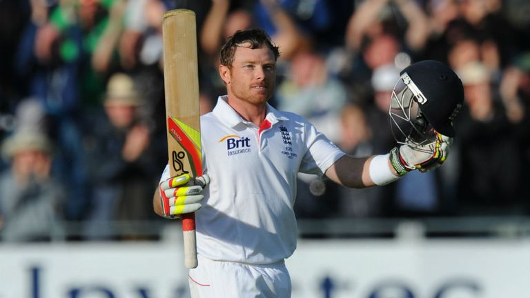Ian Bell: Changed the course of the match with another fluent century