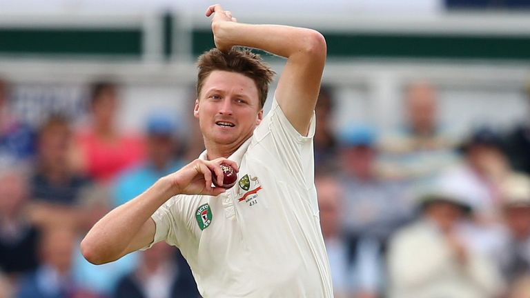 Jackson Bird: Paceman fit for Australia's tour of South Africa