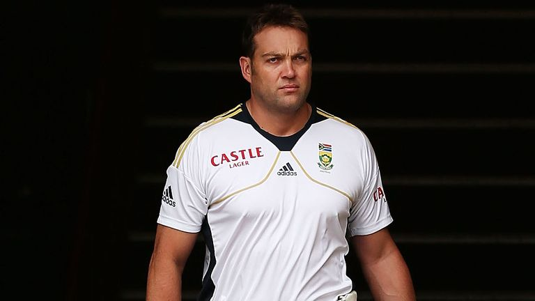 Jacques Kallis: Calling time on Test career
