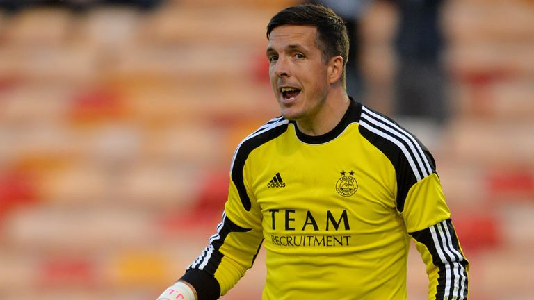 Jamie Langfield: Not thought about his future