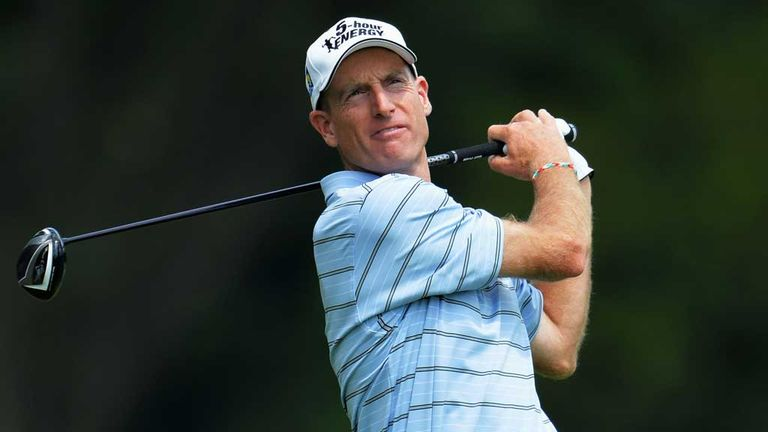 Jim Furyk: Six birdies and just one mistake in opening 65