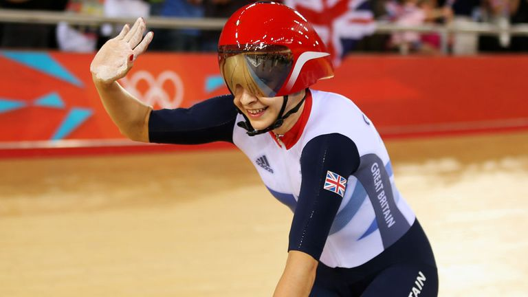 Joanna Rowsell is looking to make her return to the track this winter