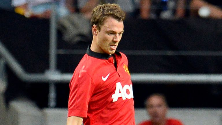 Jonny Evans: Not worried about Jose Mourinho's mind games