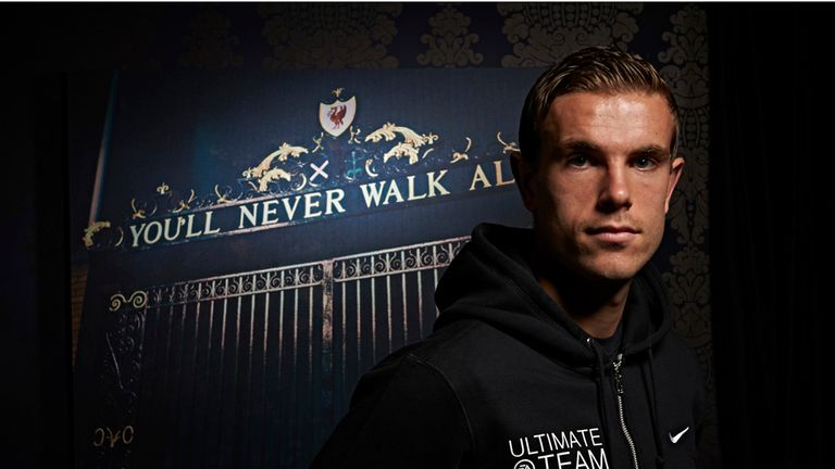 Jordan Henderson: 'Brendan Rodgers has been brilliant. I have learned a lot'