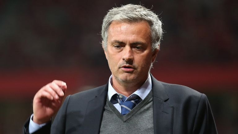 Jose Mourinho: Hoping to keep everyone happy and his Chelsea squad in one piece