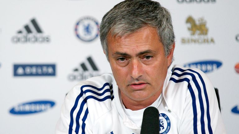 Jose Mourinho: Recent champions have not been outstanding