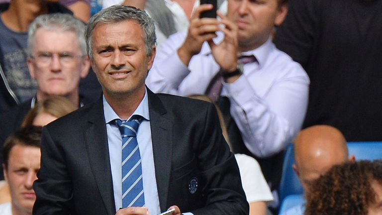 Jose Mourinho: Thinks any of six teams can win the title